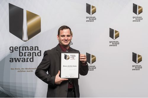 German Brand Award for Active Series
